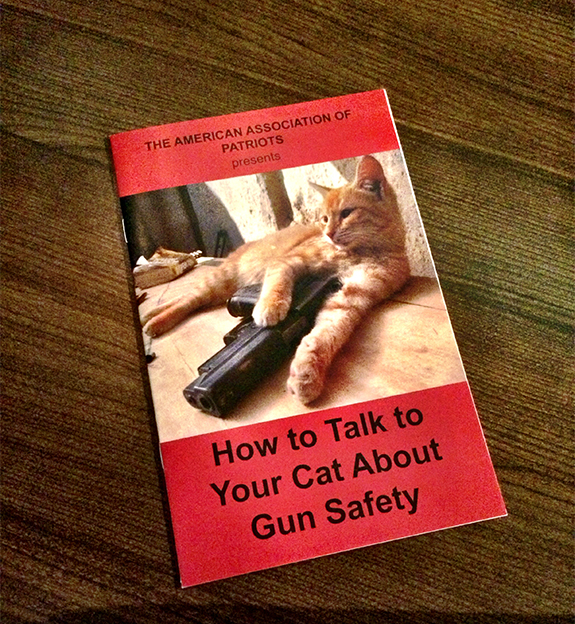 Essential reading for anyone with a cat....